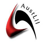 [AustLII logo]